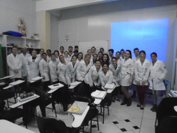 Radiologia curso tecnico